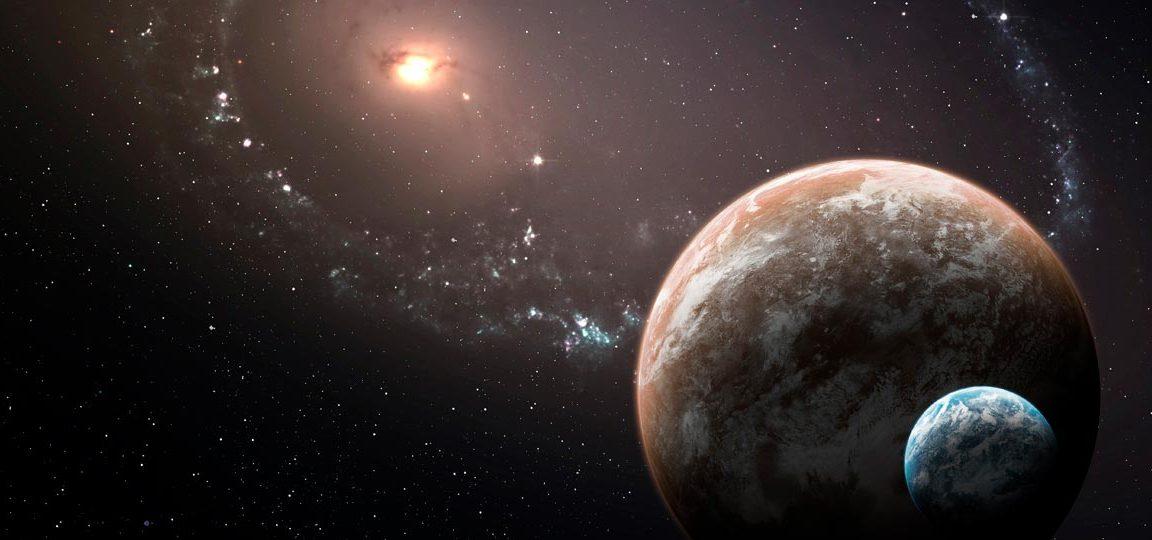 لأول مرة اكتشاف جزيئ أرضي في الغلاف الجوي لأحد الكواكب